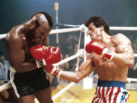 Rocky vs. Clubber Lang